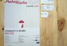 dossier gráfico - Pecha Kucha Nitgh Coruña