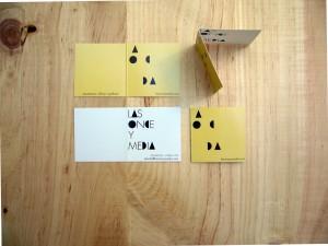 tarjetas lasonceymedia