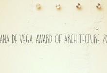 Premio Juana de Vega de Arquitectura 2013. CREUSeCARRASCO